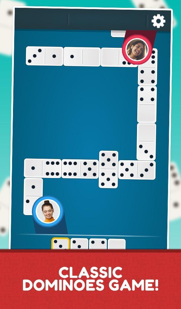 Dominoes Jogatina: Classic Board Game 5.1.1 Screenshot 17