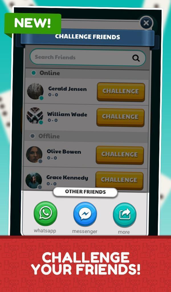 Dominoes Jogatina: Classic Board Game 5.1.1 Screenshot 19