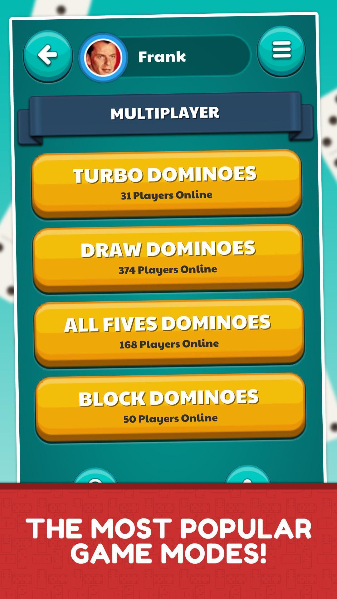 Dominoes Jogatina: Classic Board Game 5.1.1 Screenshot 2