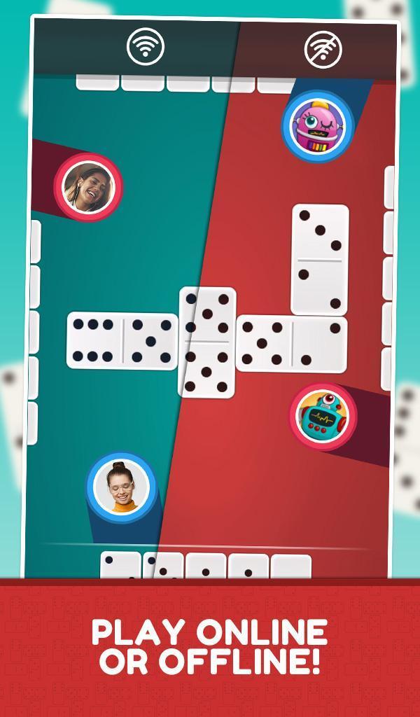 Dominoes Jogatina: Classic Board Game 5.1.1 Screenshot 21