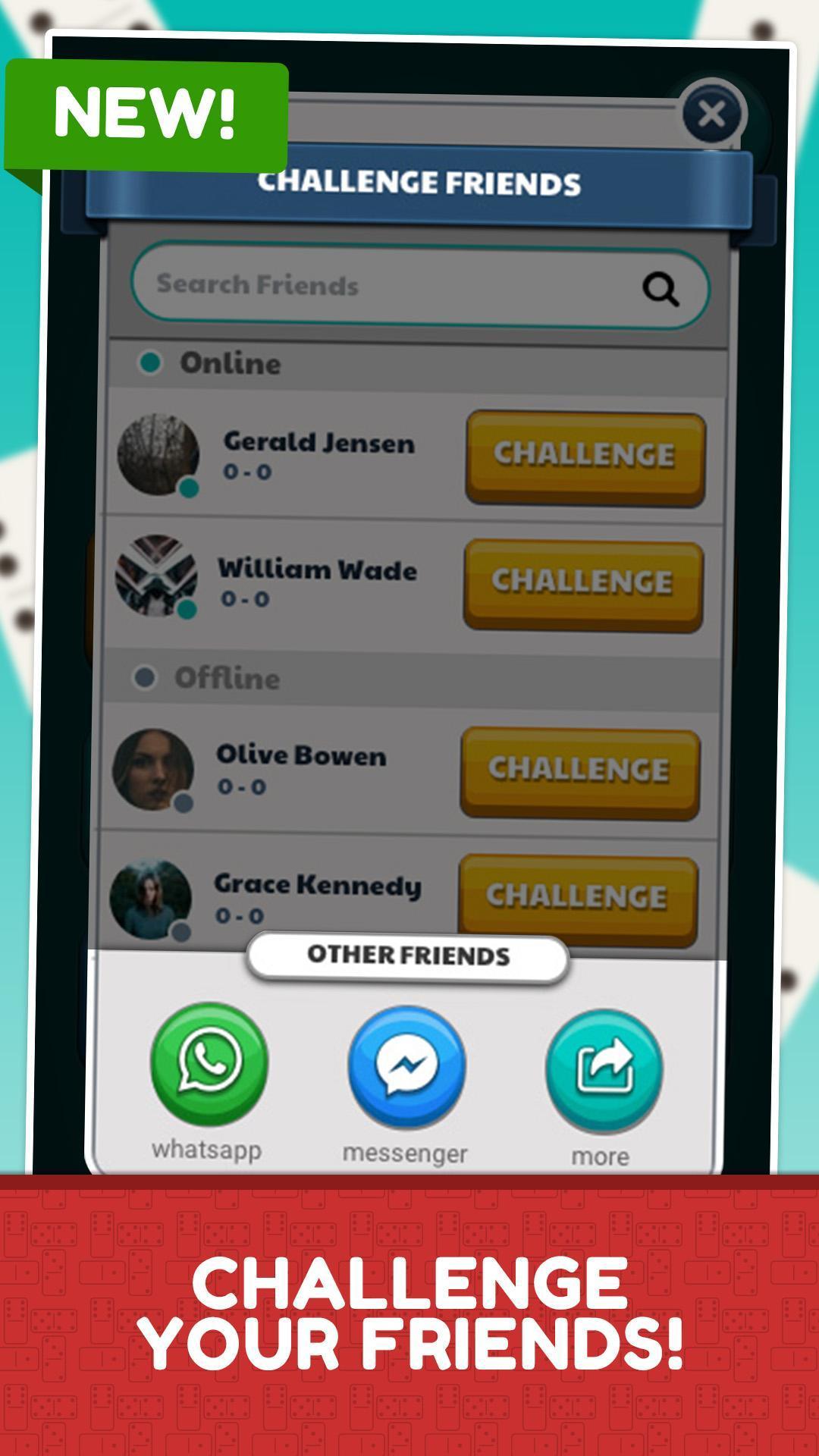 Dominoes Jogatina: Classic Board Game 5.1.1 Screenshot 3