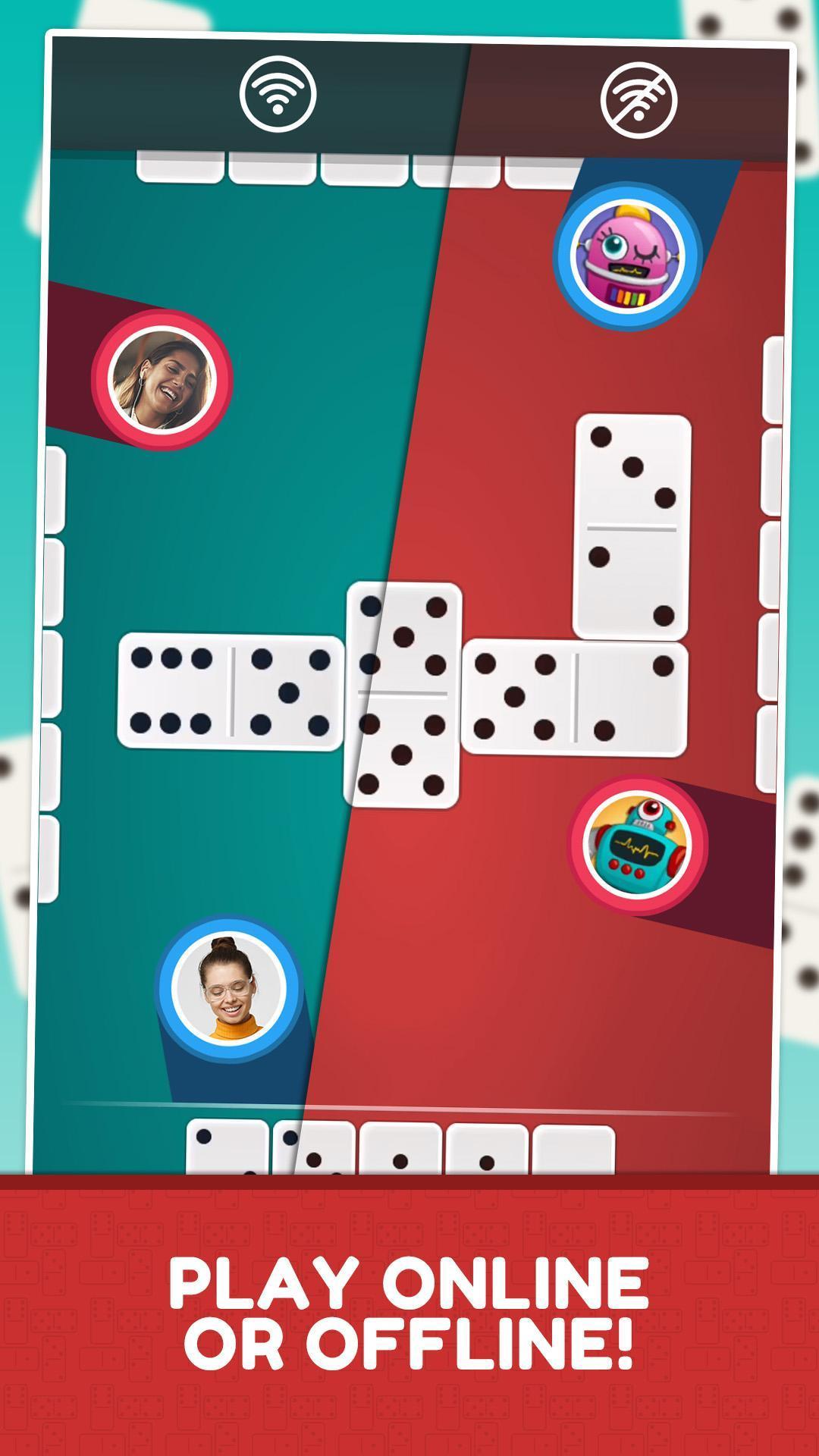 Dominoes Jogatina: Classic Board Game 5.1.1 Screenshot 5