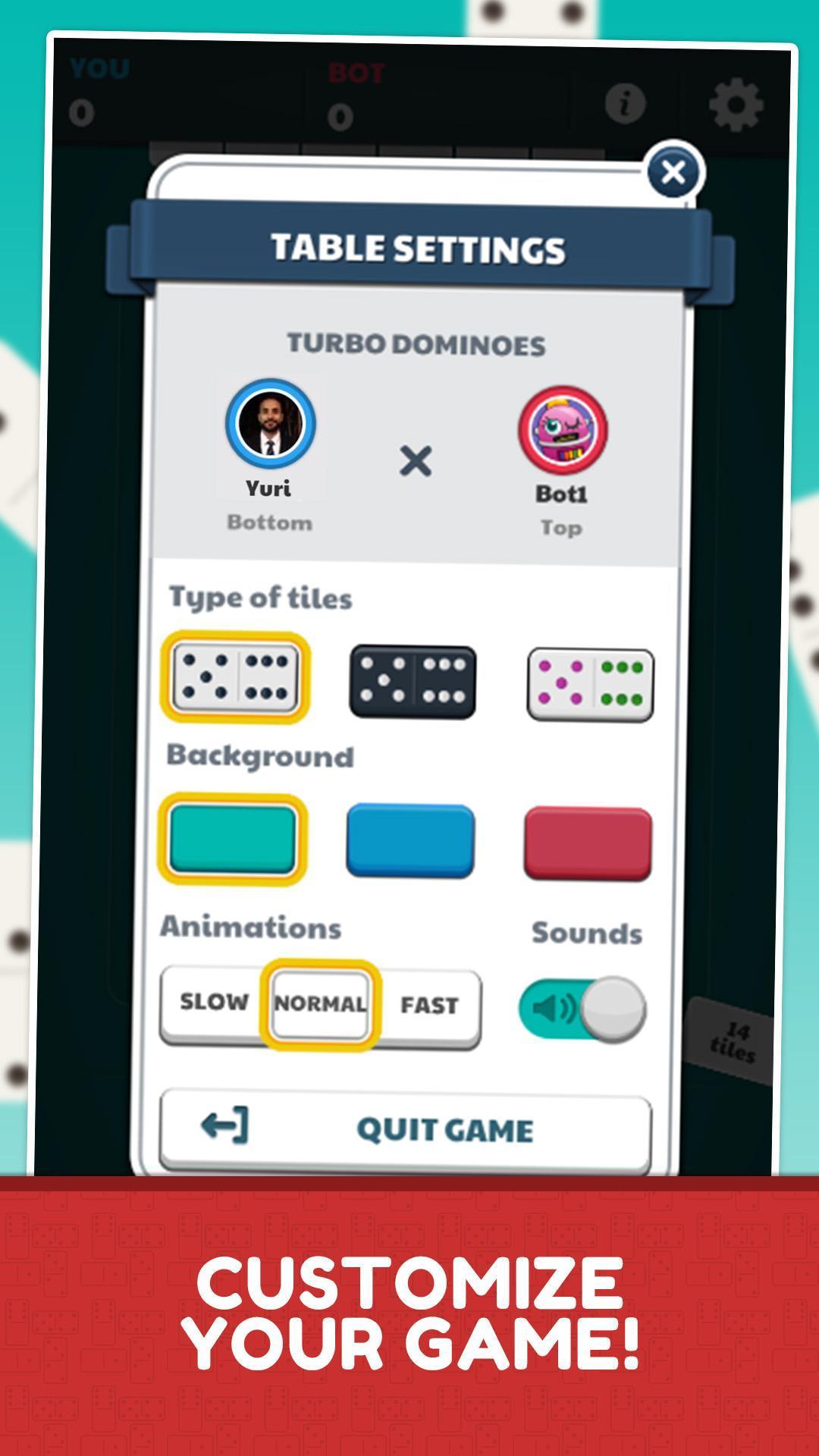 Dominoes Jogatina: Classic Board Game 5.1.1 Screenshot 7