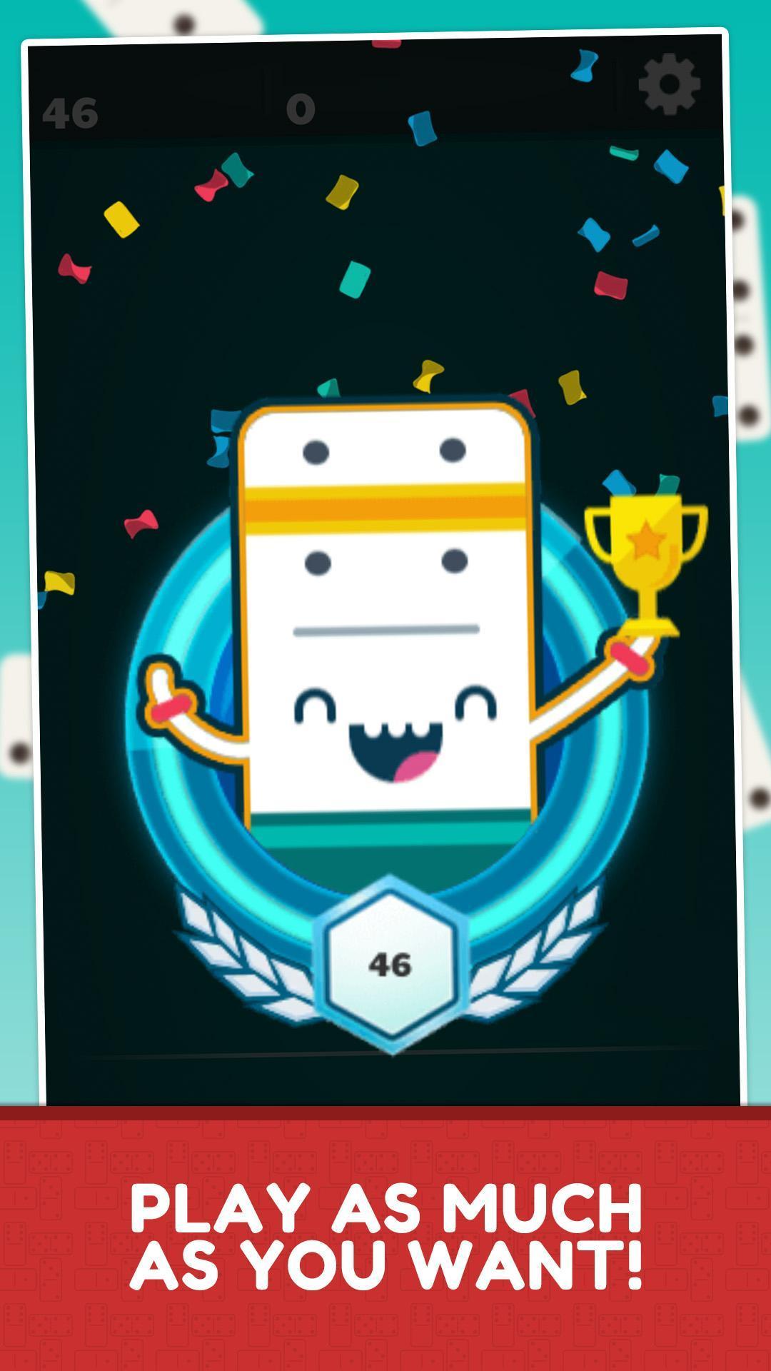 Dominoes Jogatina: Classic Board Game 5.1.1 Screenshot 8