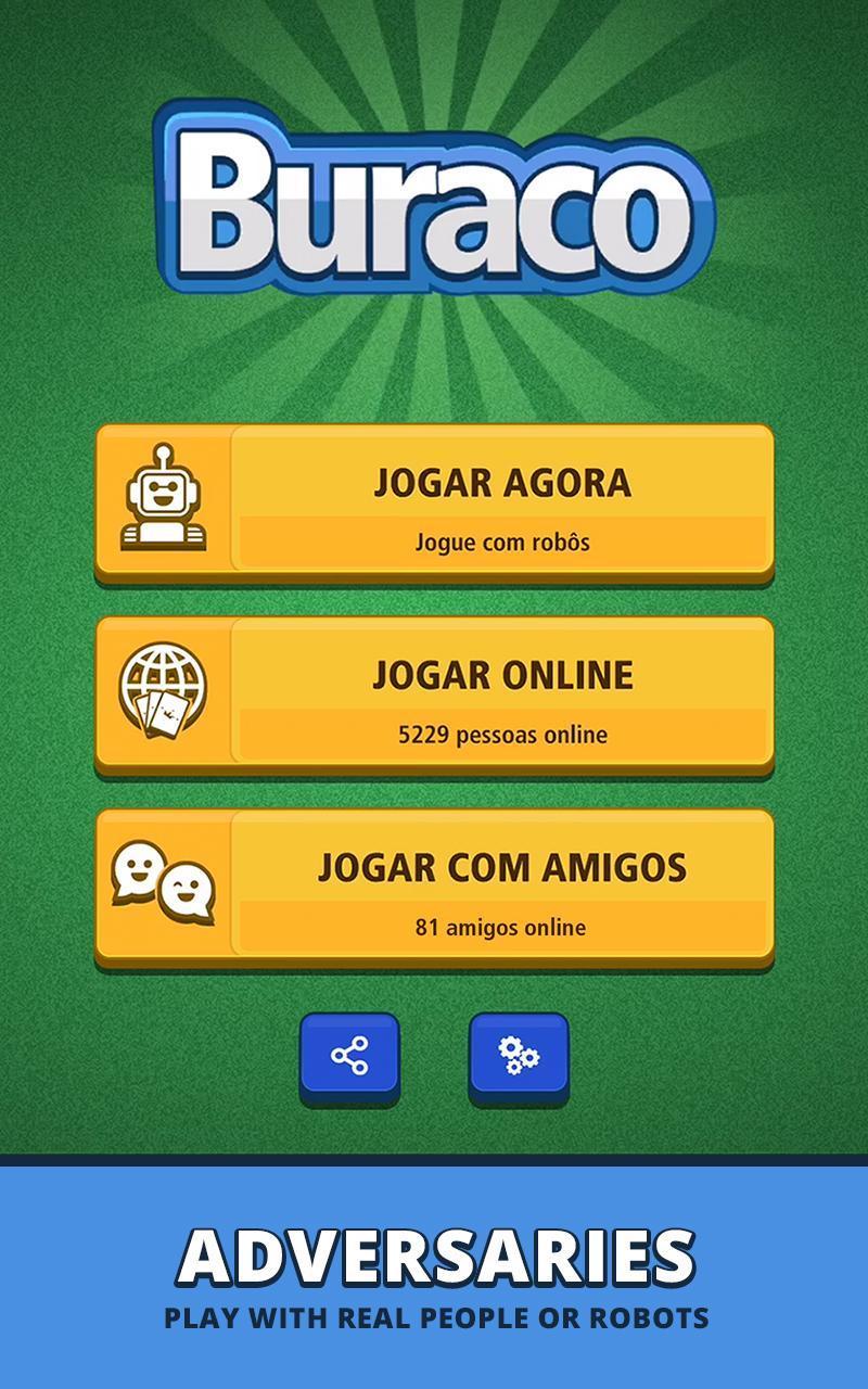 Buraco Canasta Jogatina: Card Games For Free 4.0.2 Screenshot 11