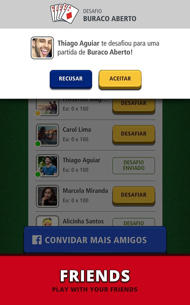 Buraco Canasta Jogatina: Card Games For Free 4.0.2 Screenshot 12