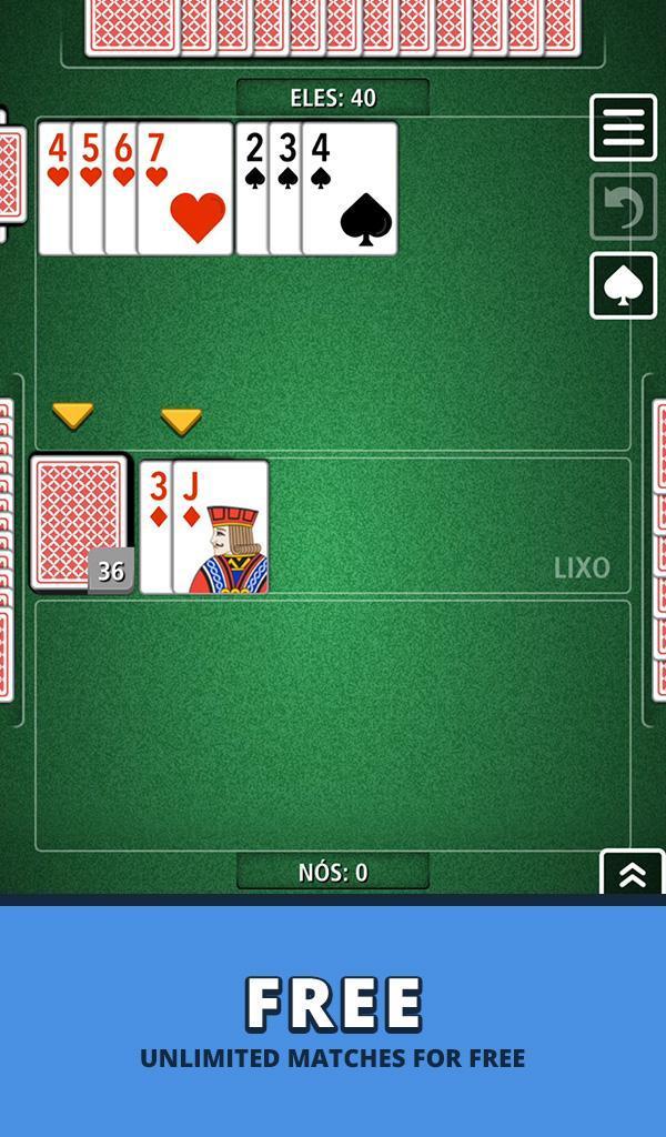 Buraco Canasta Jogatina: Card Games For Free 4.0.2 Screenshot 17