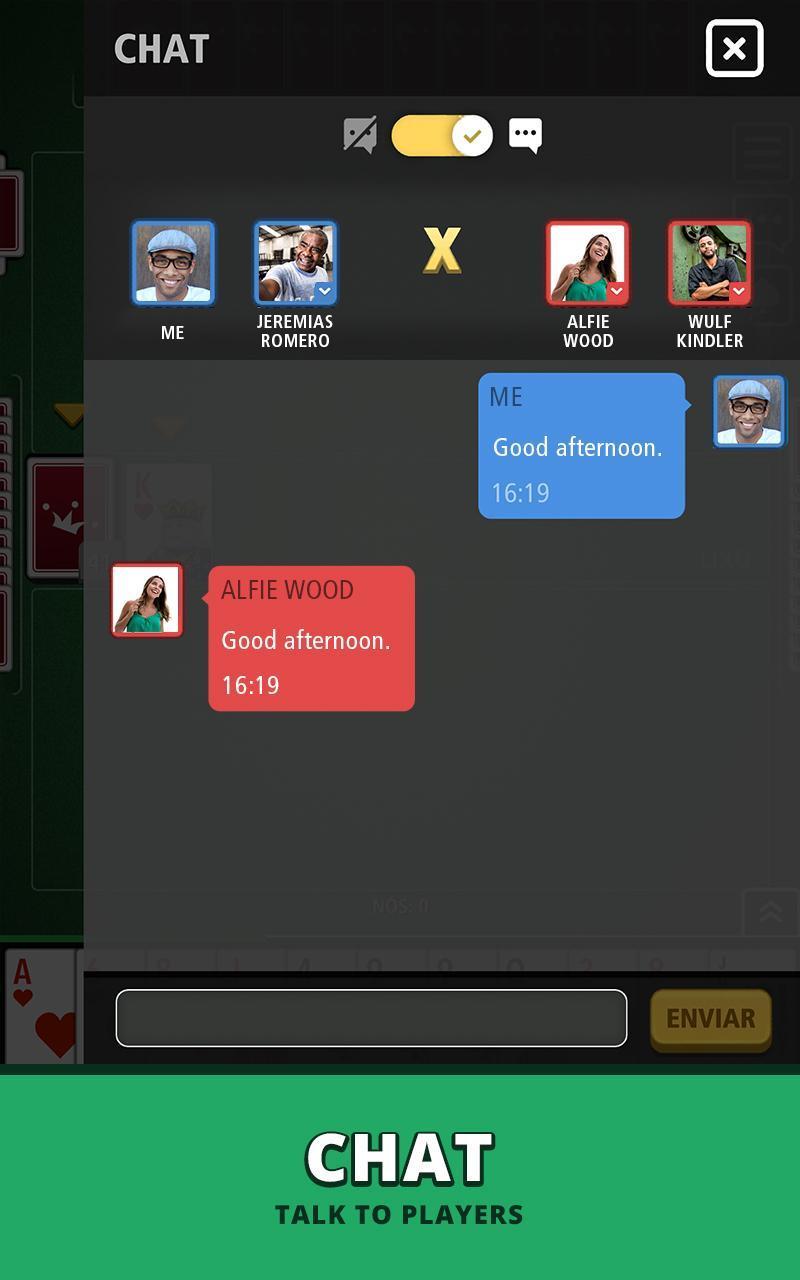 Buraco Canasta Jogatina: Card Games For Free 4.0.2 Screenshot 22
