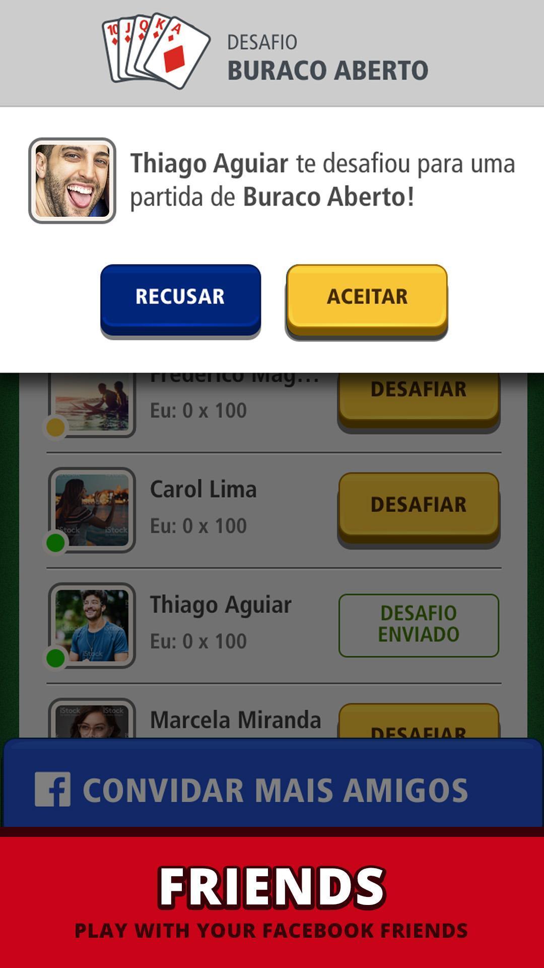Buraco Canasta Jogatina: Card Games For Free 4.0.2 Screenshot 4