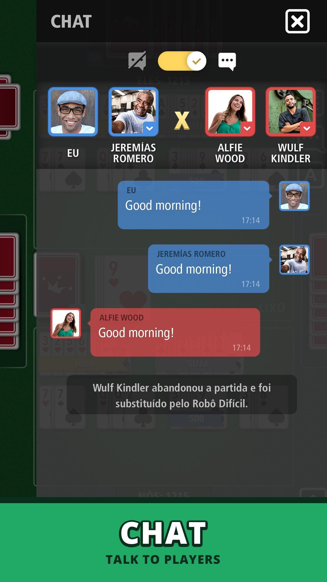 Buraco Canasta Jogatina: Card Games For Free 4.0.2 Screenshot 6