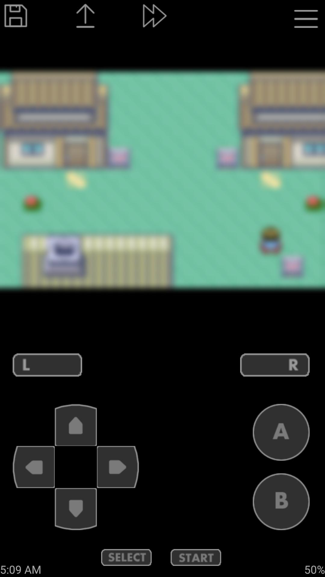 John GBA Lite GBA emulator 3.91 Screenshot 1