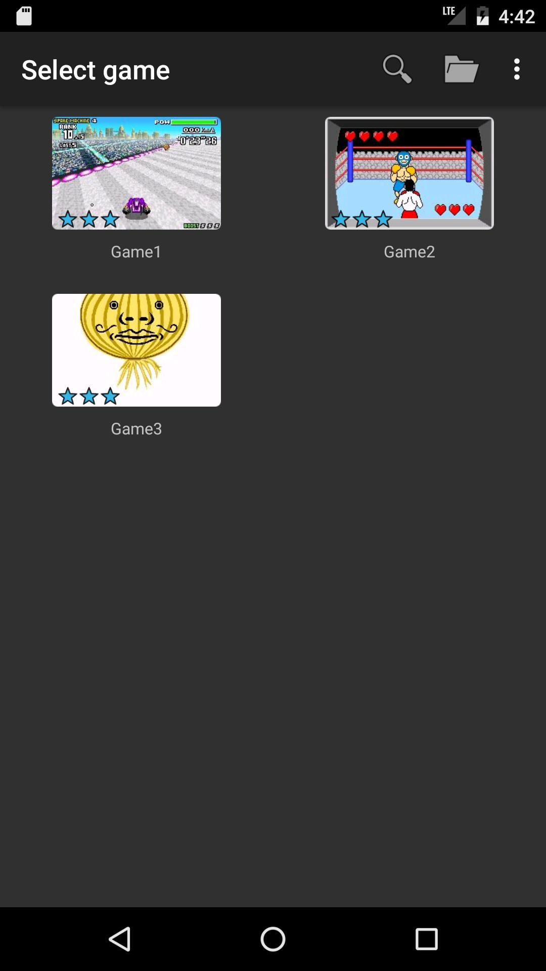 John GBA Lite GBA emulator 3.91 Screenshot 4