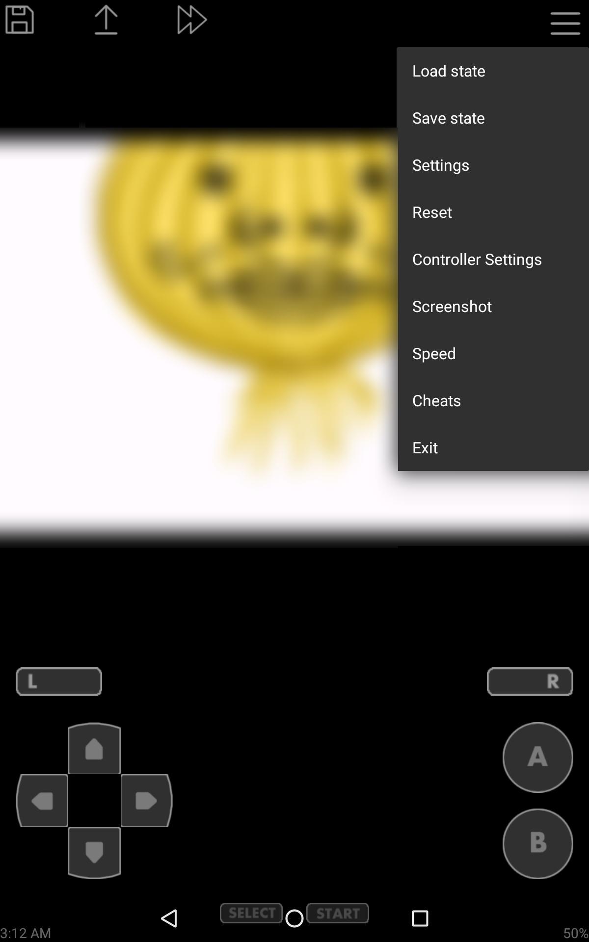 John GBA Lite GBA emulator 3.91 Screenshot 7