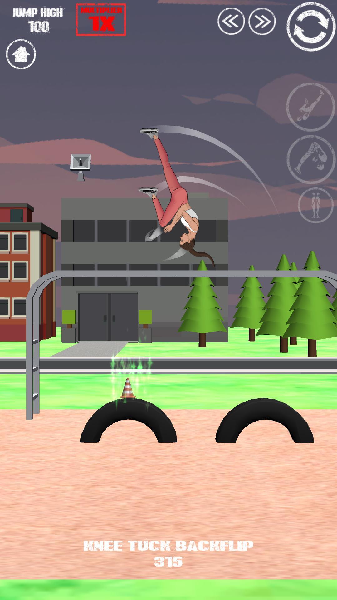 SWAGFLIP Parkour Origins 1.7.16 Screenshot 1