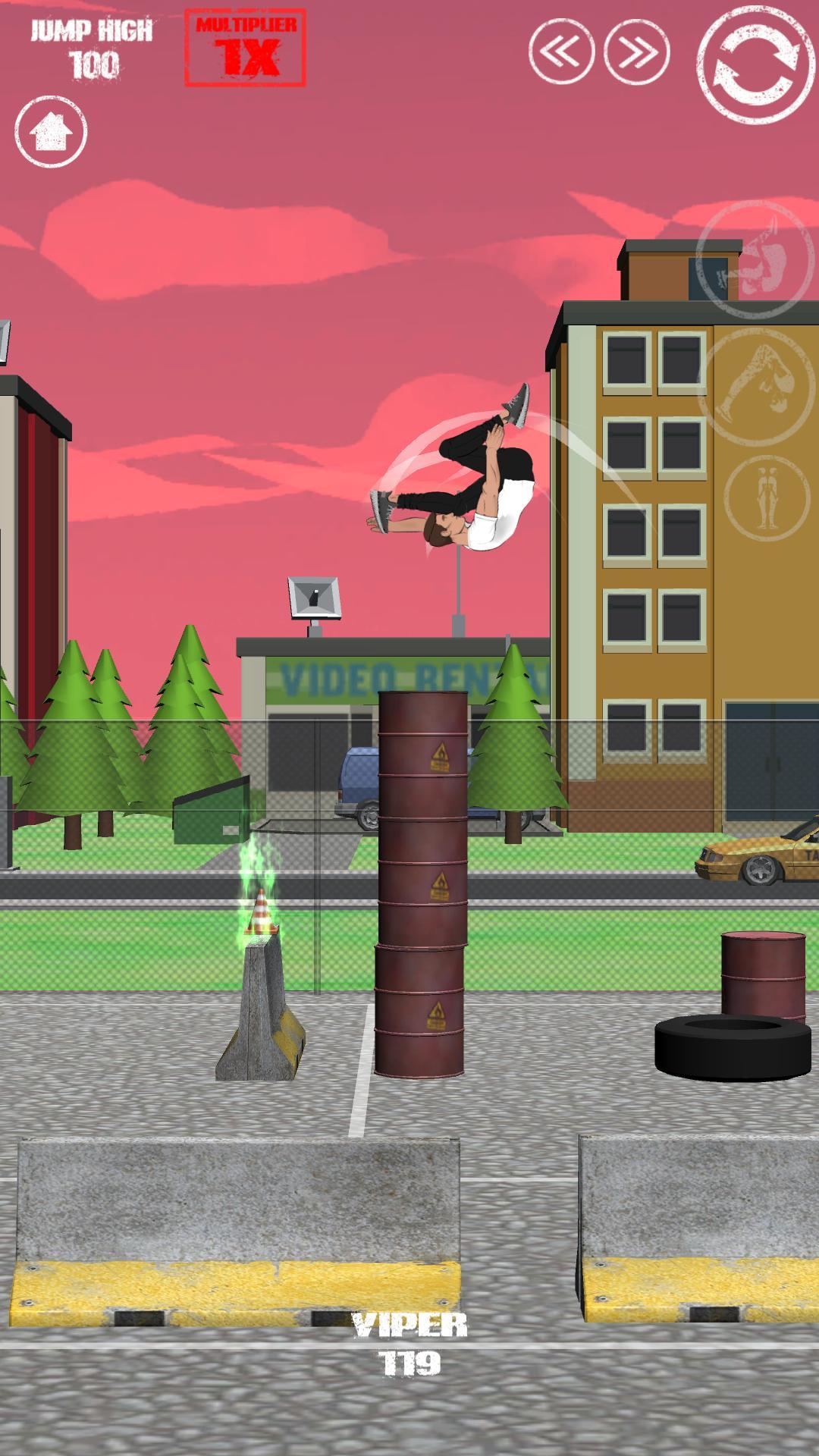 SWAGFLIP Parkour Origins 1.7.16 Screenshot 10