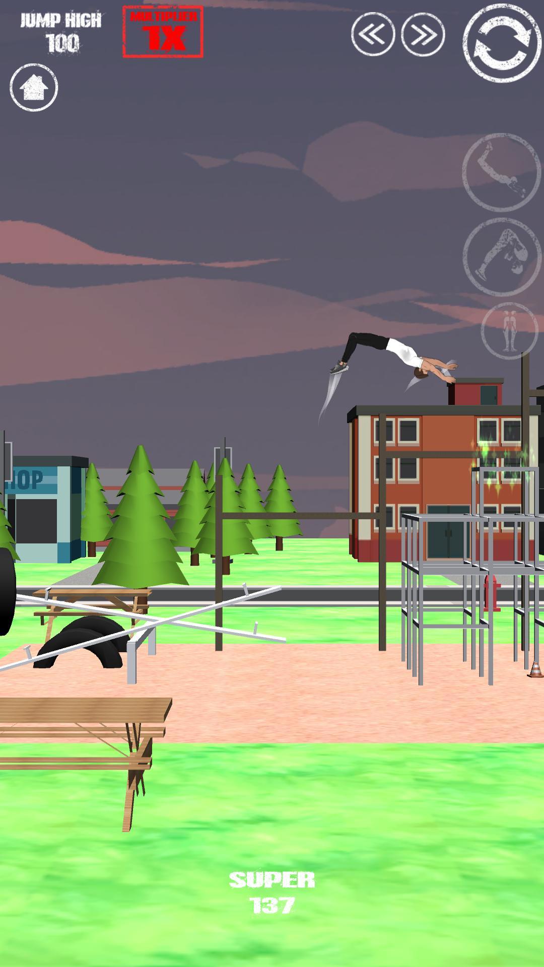 SWAGFLIP Parkour Origins 1.7.16 Screenshot 18