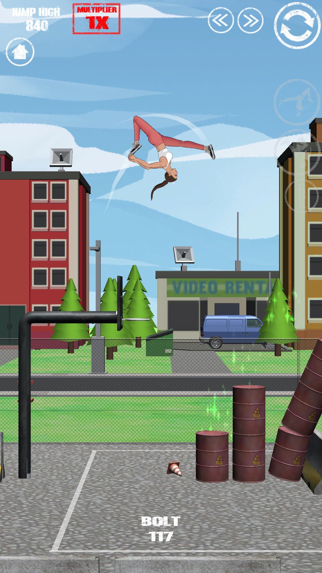 SWAGFLIP Parkour Origins 1.7.16 Screenshot 3