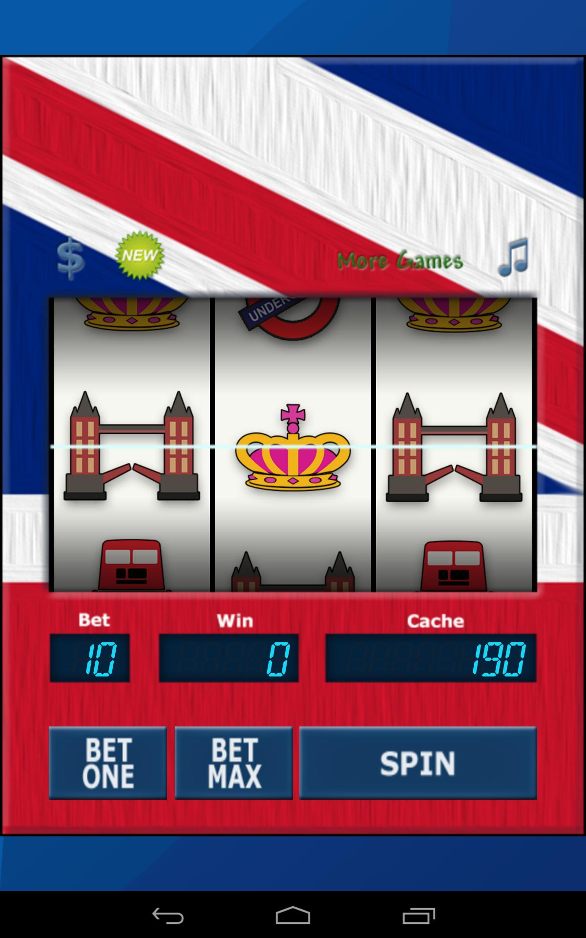 London Slot 1.0.91 Screenshot 5