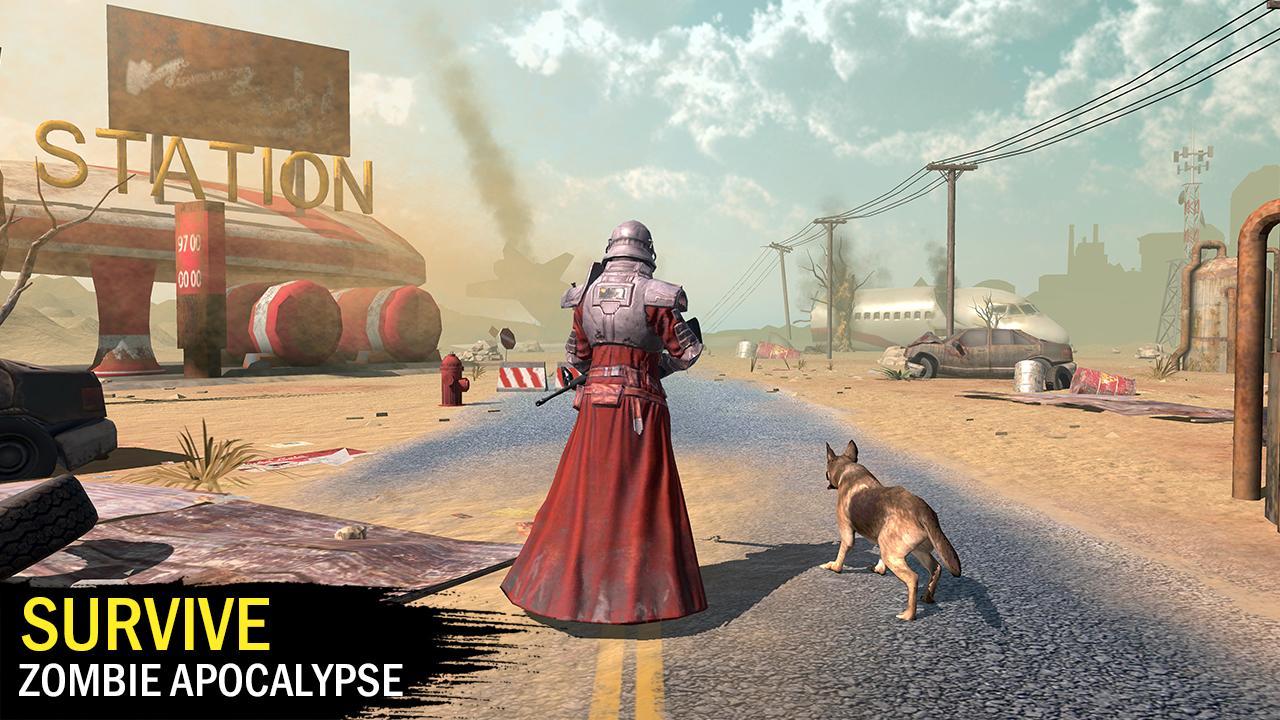 Zombie Survival: Wasteland 1.2.26 Screenshot 1