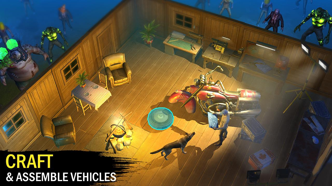 Zombie Survival: Wasteland 1.2.26 Screenshot 3