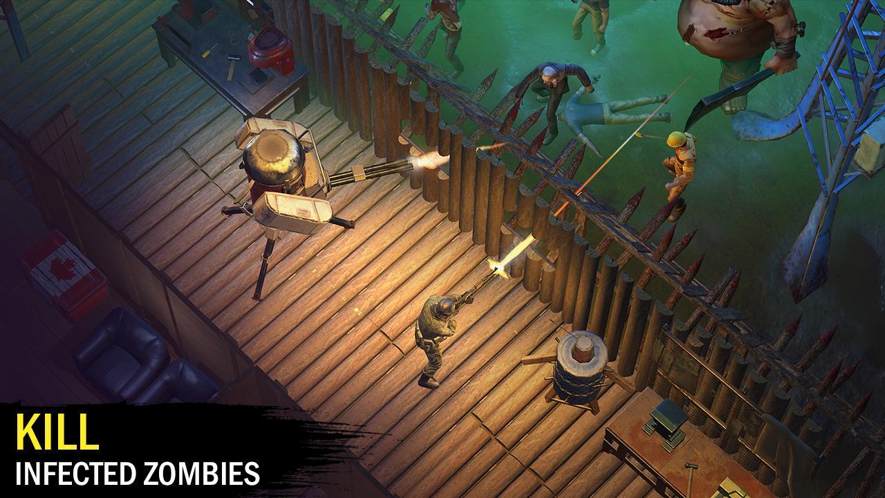 Zombie Survival: Wasteland 1.2.26 Screenshot 5