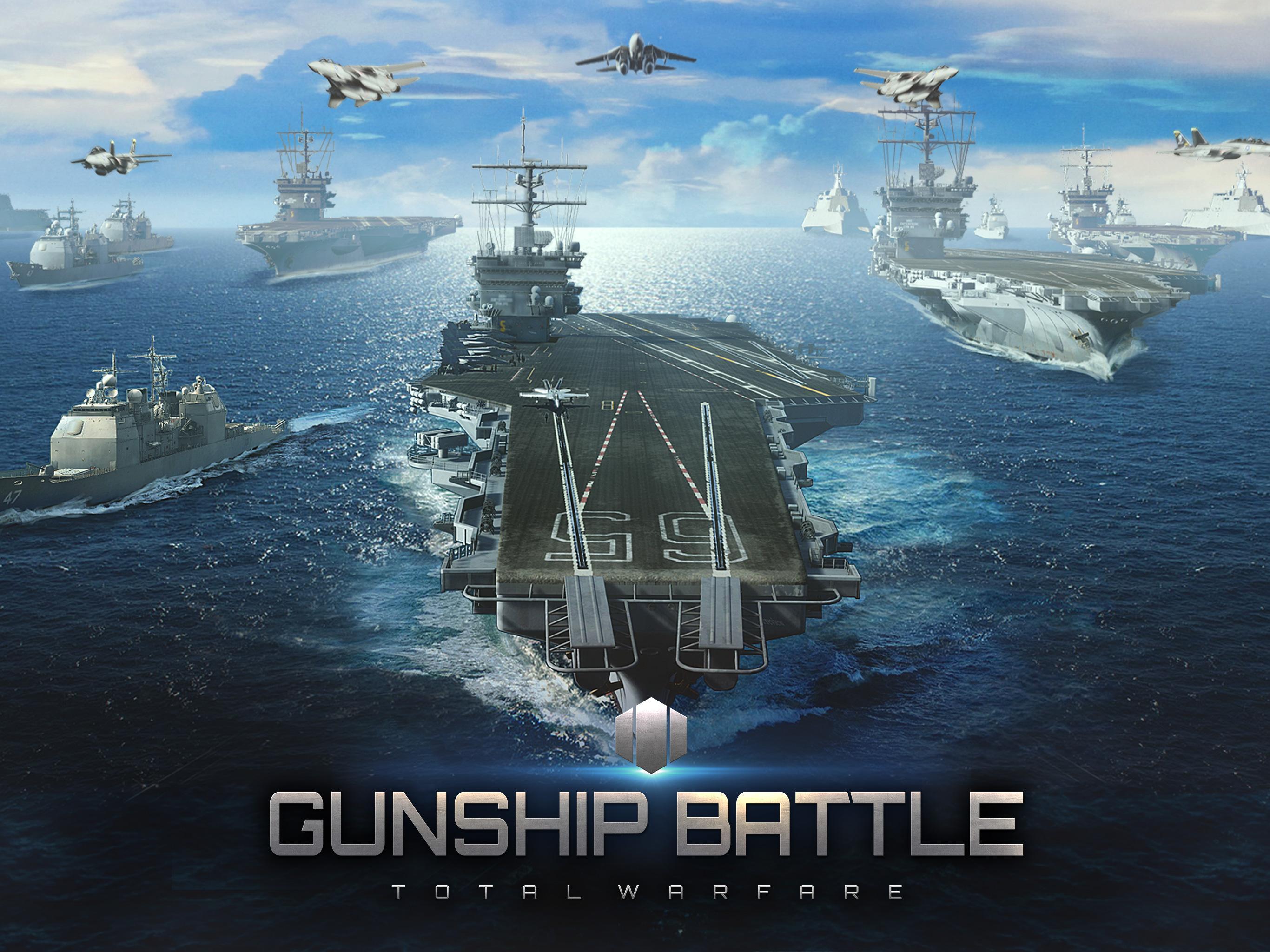 Gunship Battle Total Warfare 2.8.8 Screenshot 1