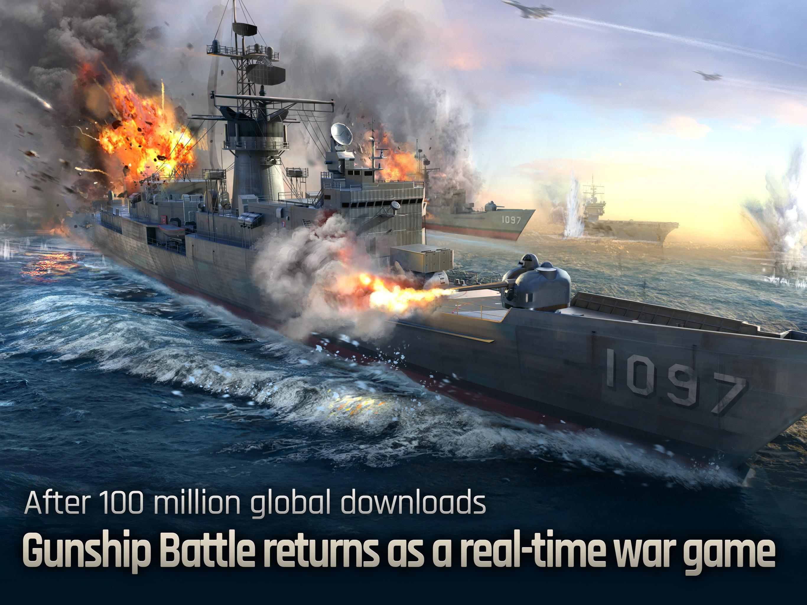 Gunship Battle Total Warfare 2.8.8 Screenshot 2