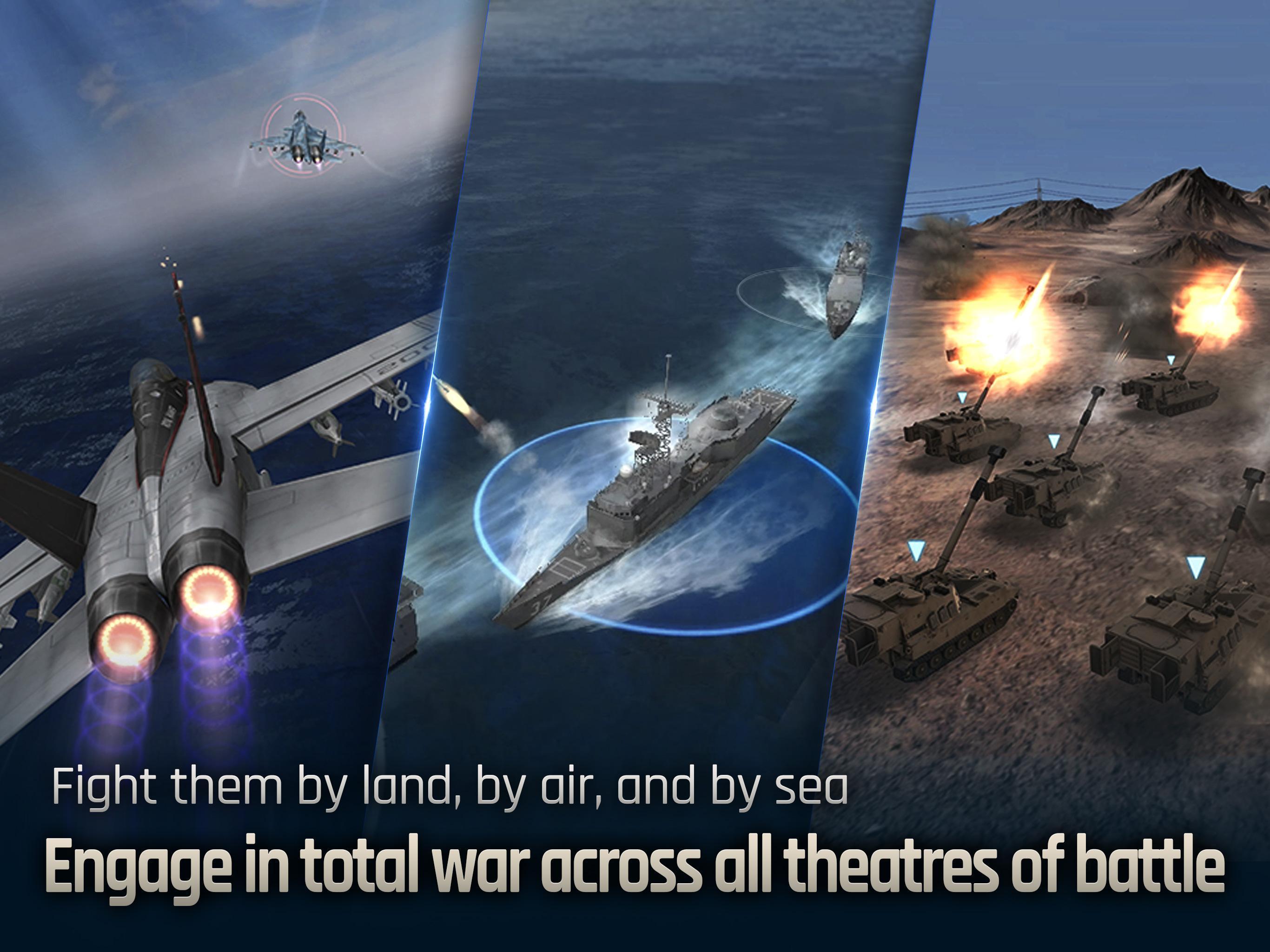 Gunship Battle Total Warfare 2.8.8 Screenshot 4
