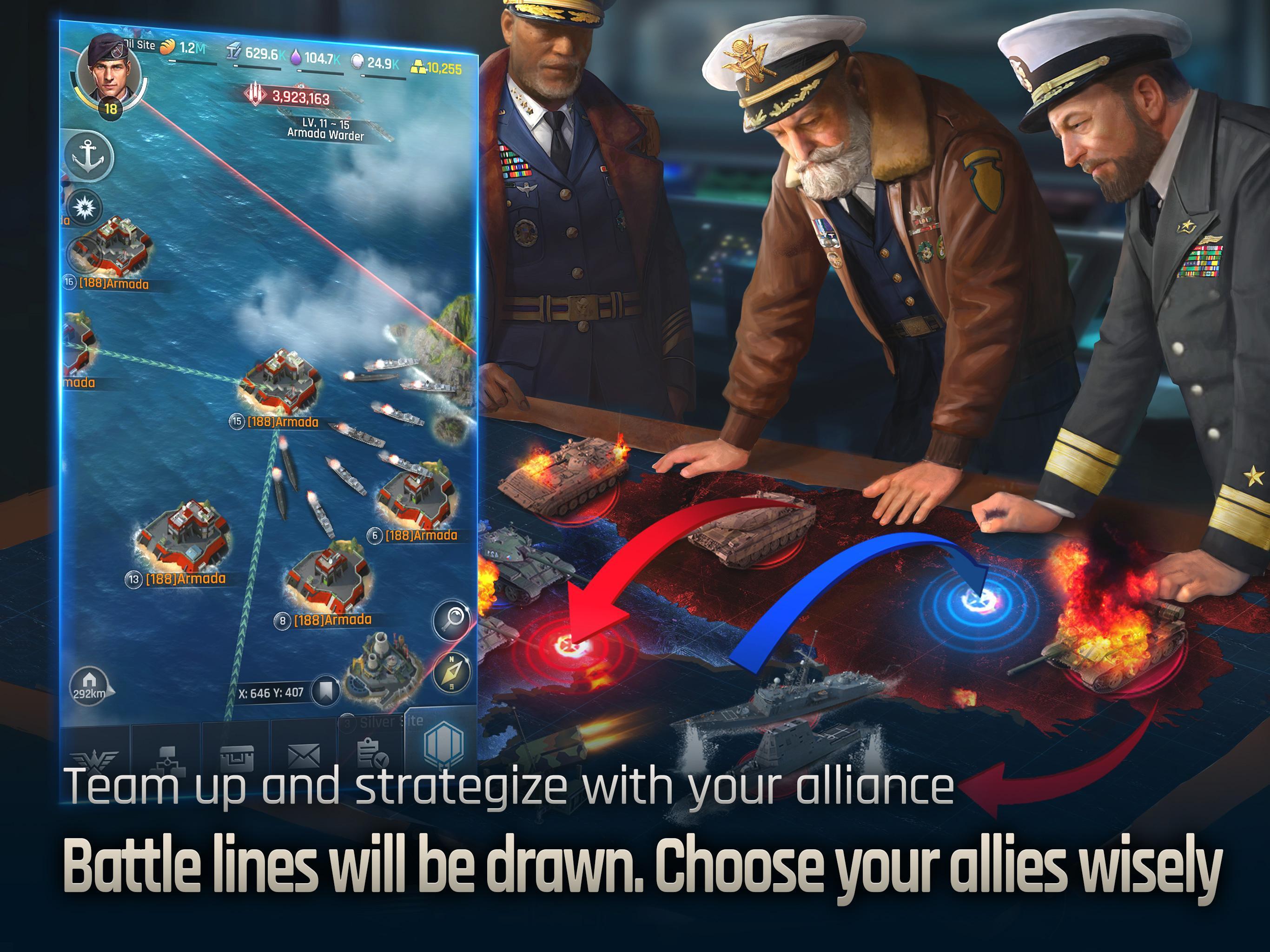 Gunship Battle Total Warfare 2.8.8 Screenshot 5