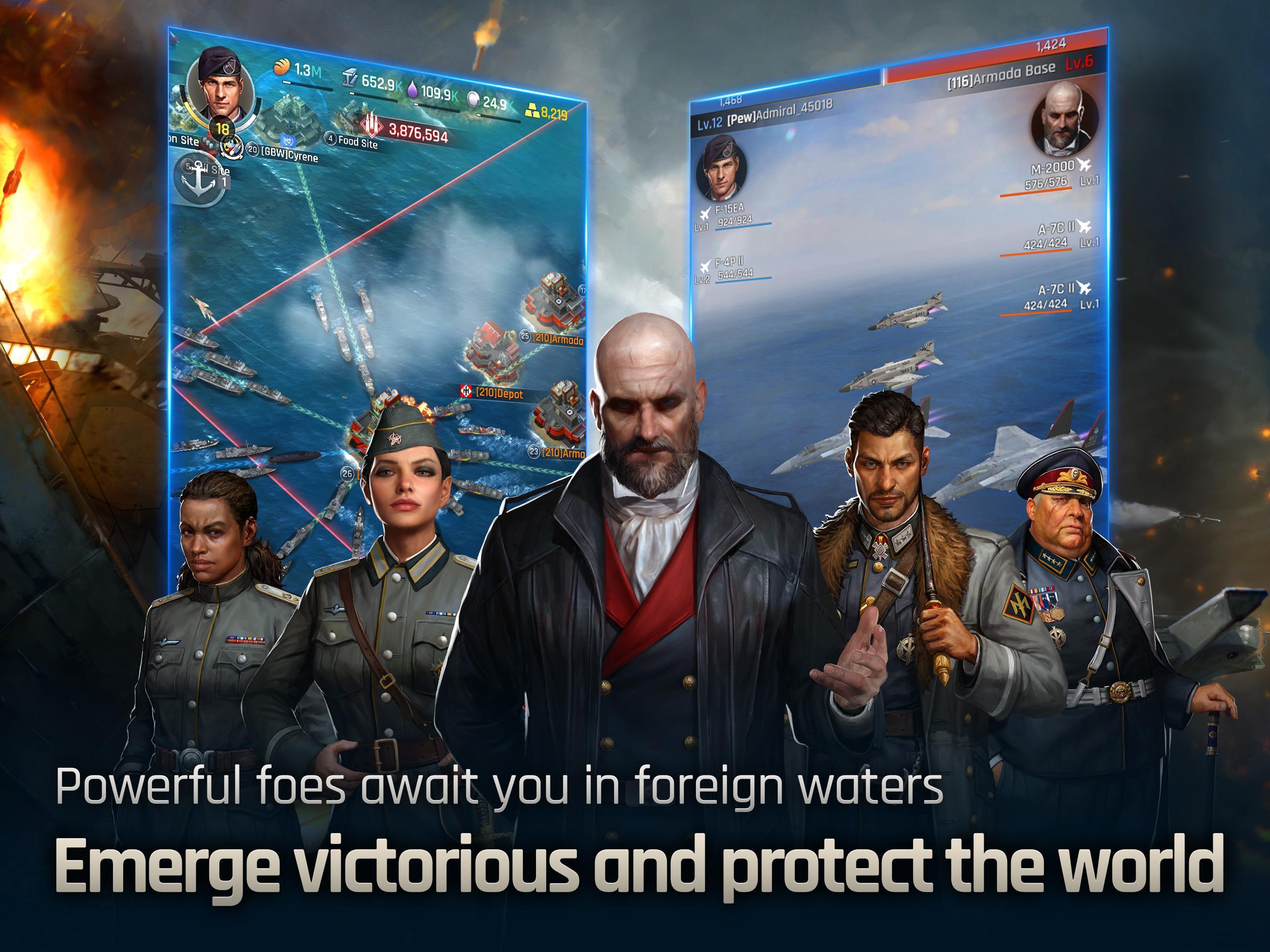 Gunship Battle Total Warfare 2.8.8 Screenshot 6