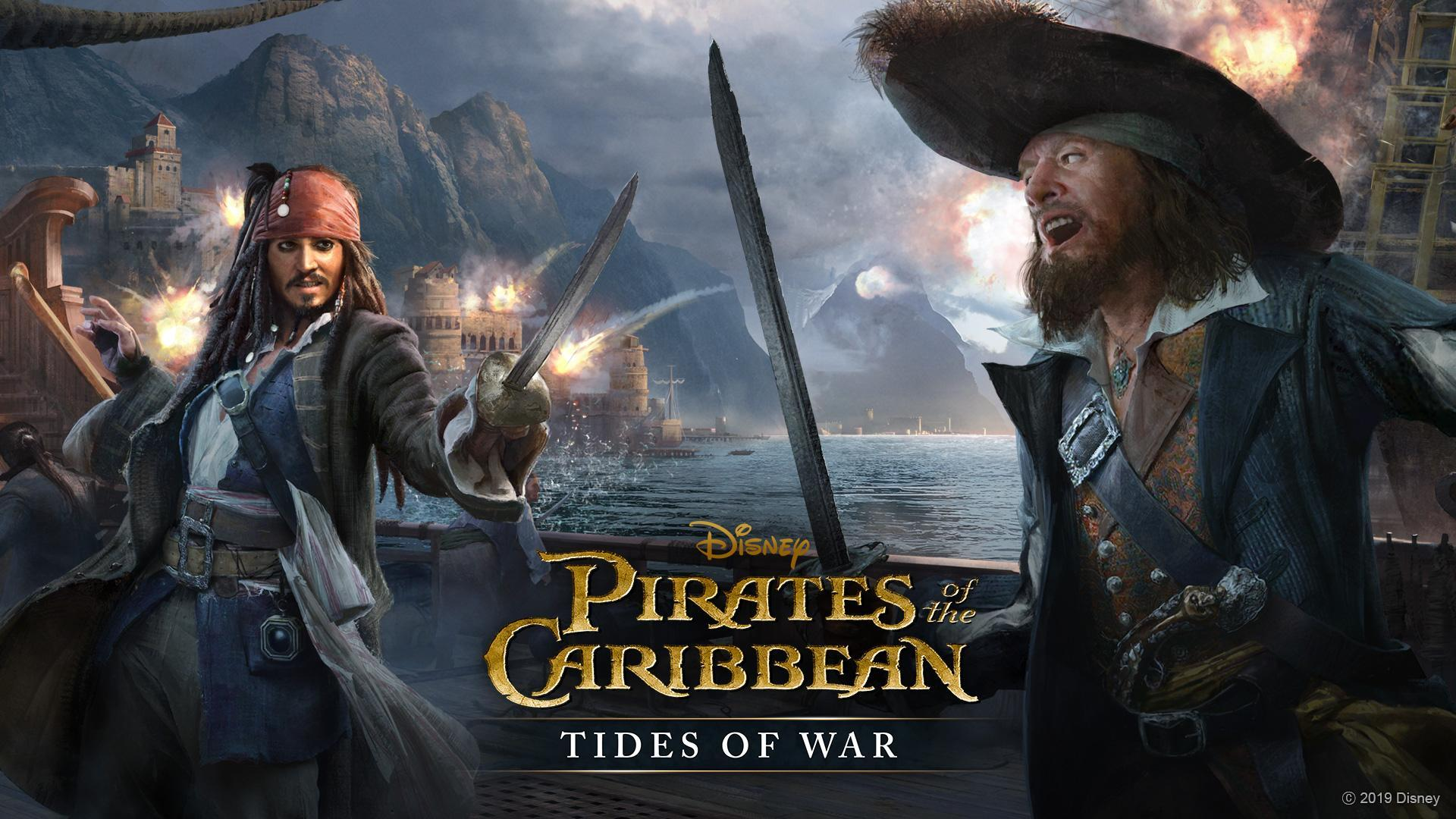 Pirates of the Caribbean: ToW 1.0.121 Screenshot 1