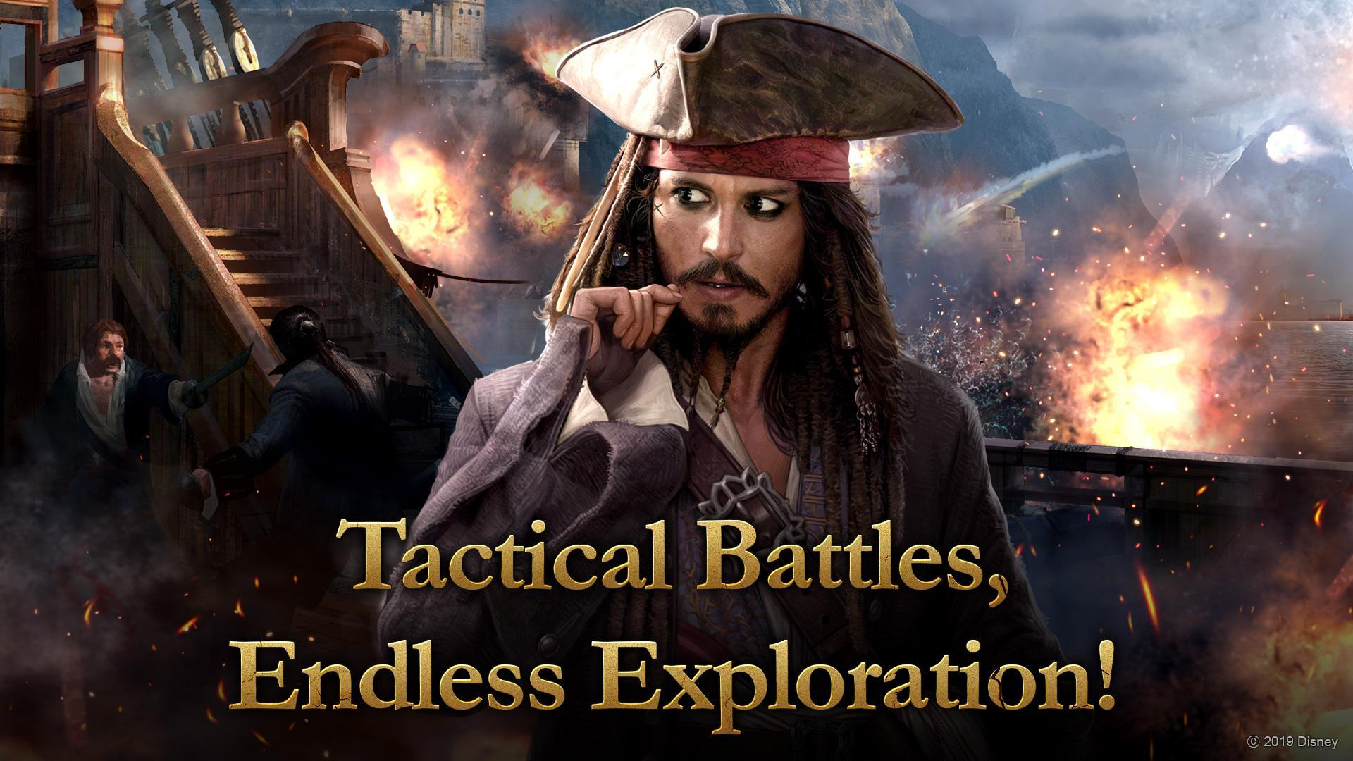 Pirates of the Caribbean: ToW 1.0.121 Screenshot 12