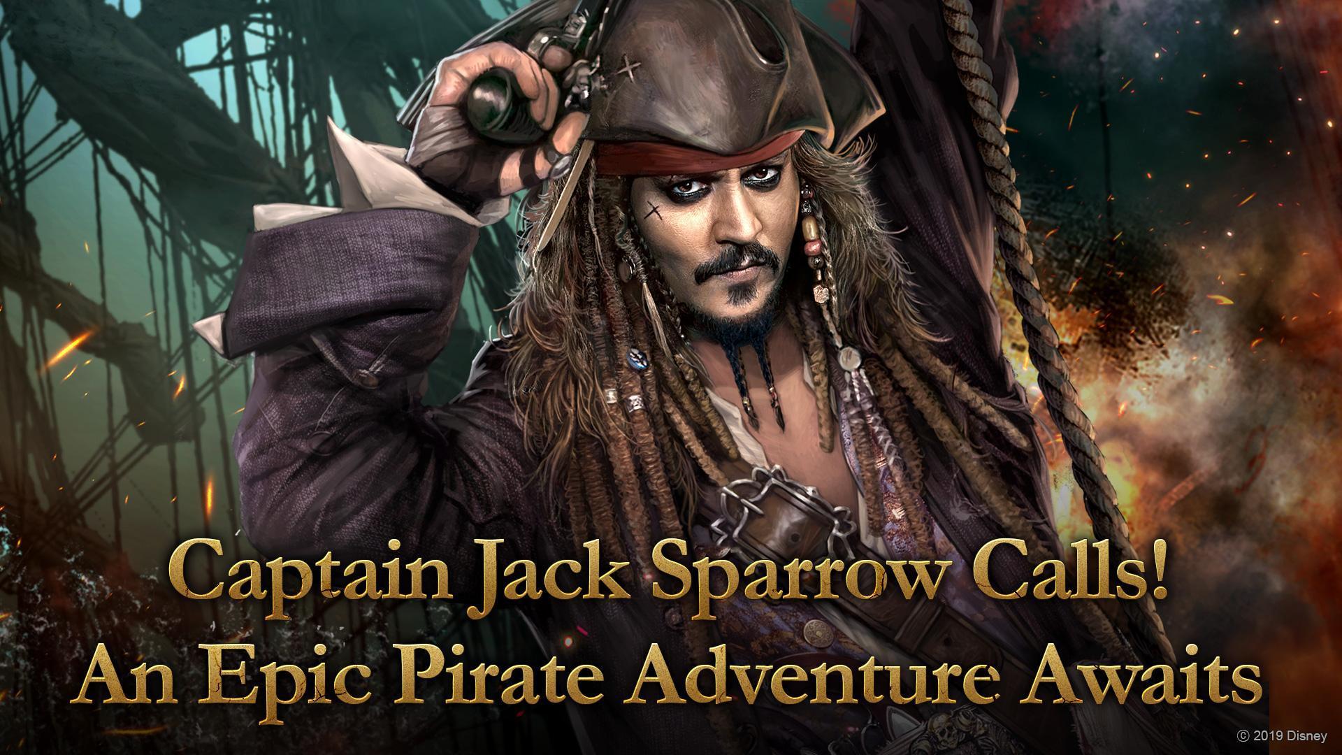 Pirates of the Caribbean: ToW 1.0.121 Screenshot 20
