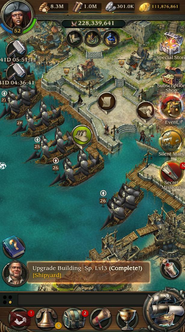 Pirates of the Caribbean: ToW 1.0.121 Screenshot 21