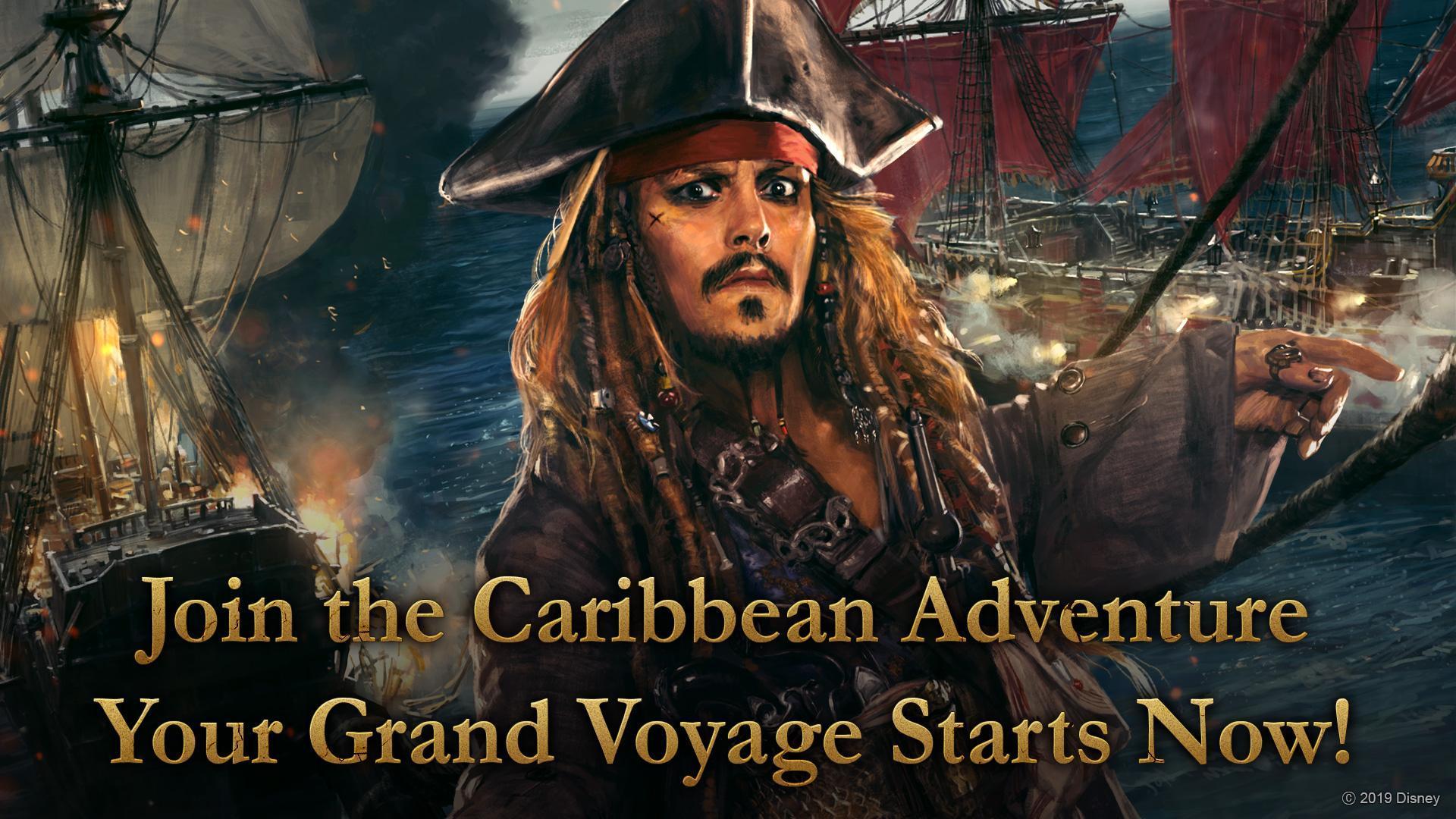 Pirates of the Caribbean: ToW 1.0.121 Screenshot 3