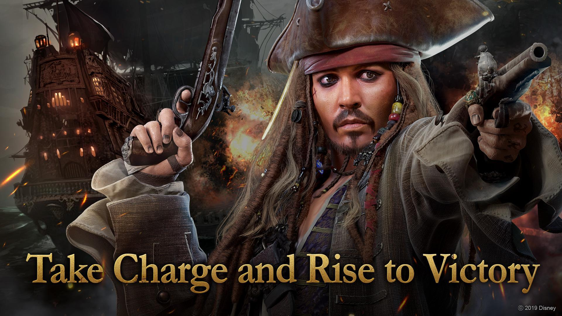 Pirates of the Caribbean: ToW 1.0.121 Screenshot 4
