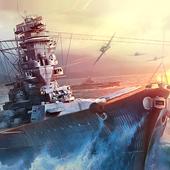WARSHIP BATTLE 3D World War II app icon