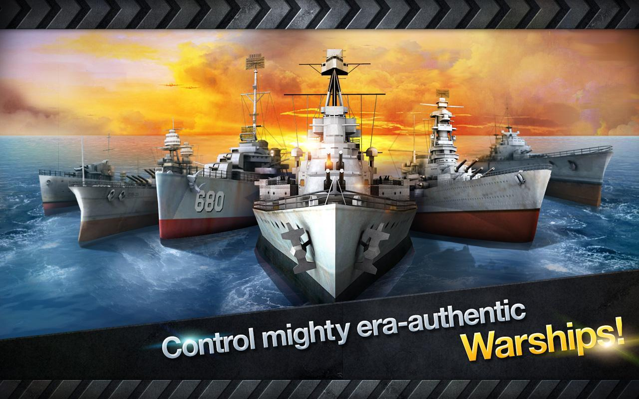 WARSHIP BATTLE 3D World War II 3.1.7 Screenshot 10