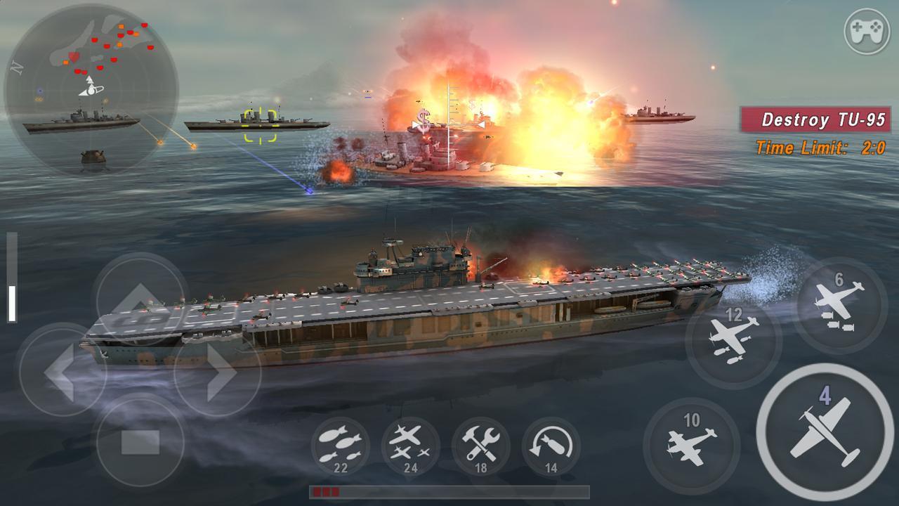 WARSHIP BATTLE 3D World War II 3.1.7 Screenshot 14