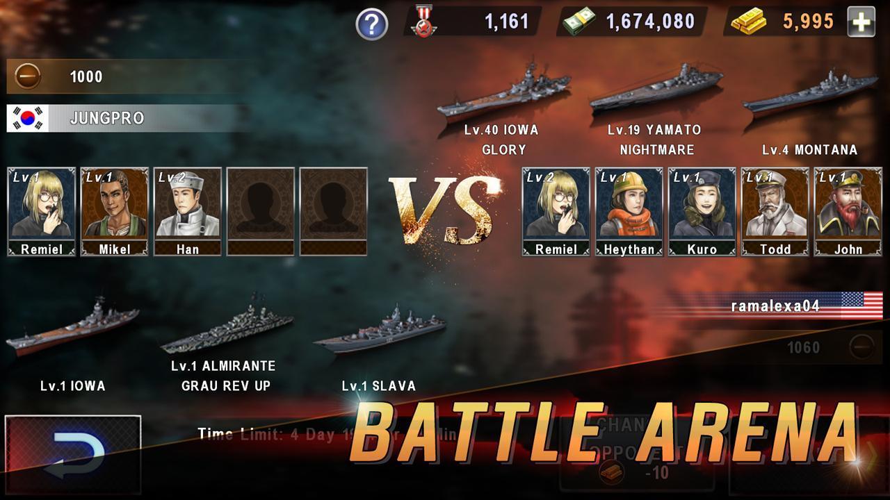 WARSHIP BATTLE 3D World War II 3.1.7 Screenshot 20