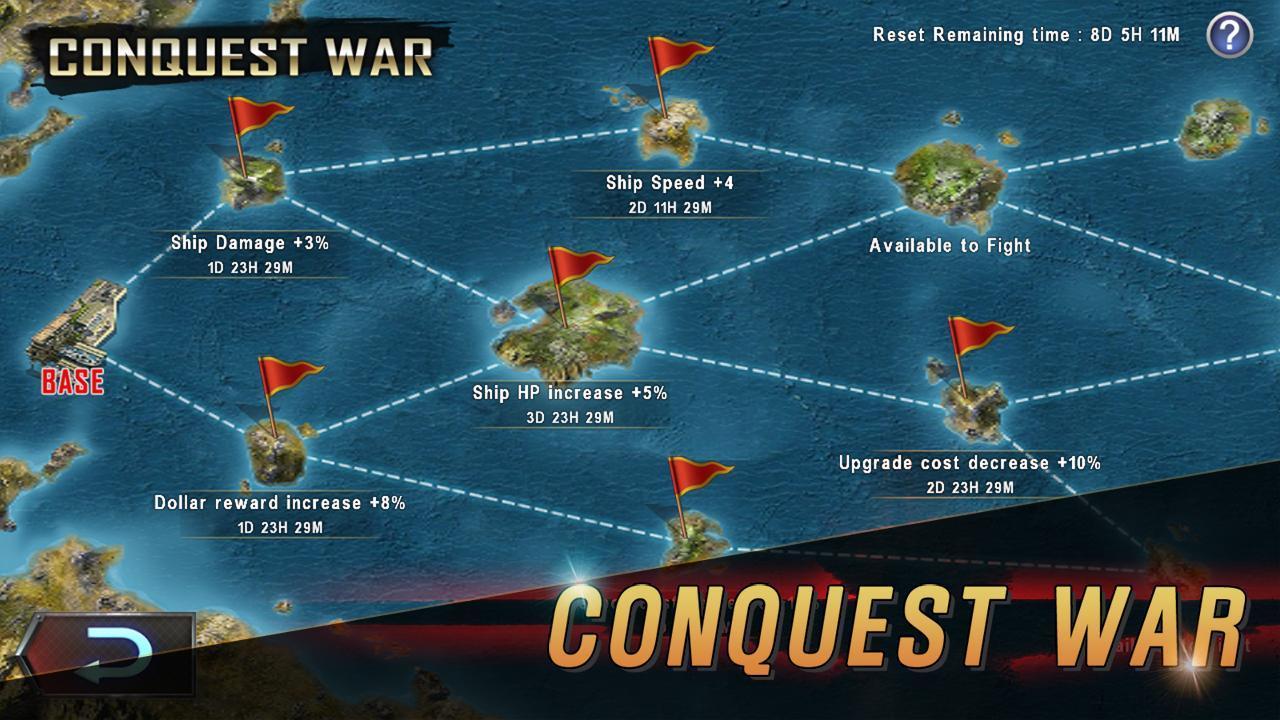 WARSHIP BATTLE 3D World War II 3.1.7 Screenshot 5