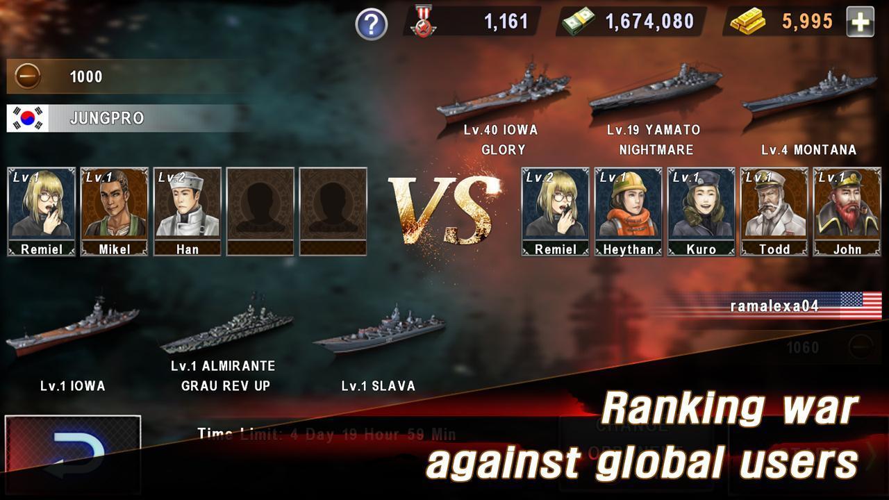 WARSHIP BATTLE 3D World War II 3.1.7 Screenshot 7