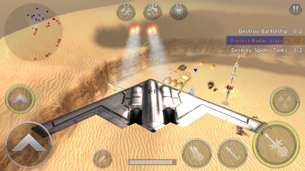 GUNSHIP BATTLE Helicopter 3D 2.7.83 Screenshot 14