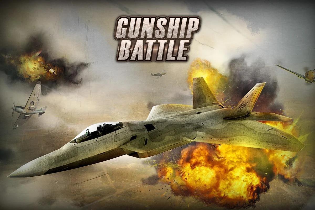 GUNSHIP BATTLE Helicopter 3D 2.7.83 Screenshot 24