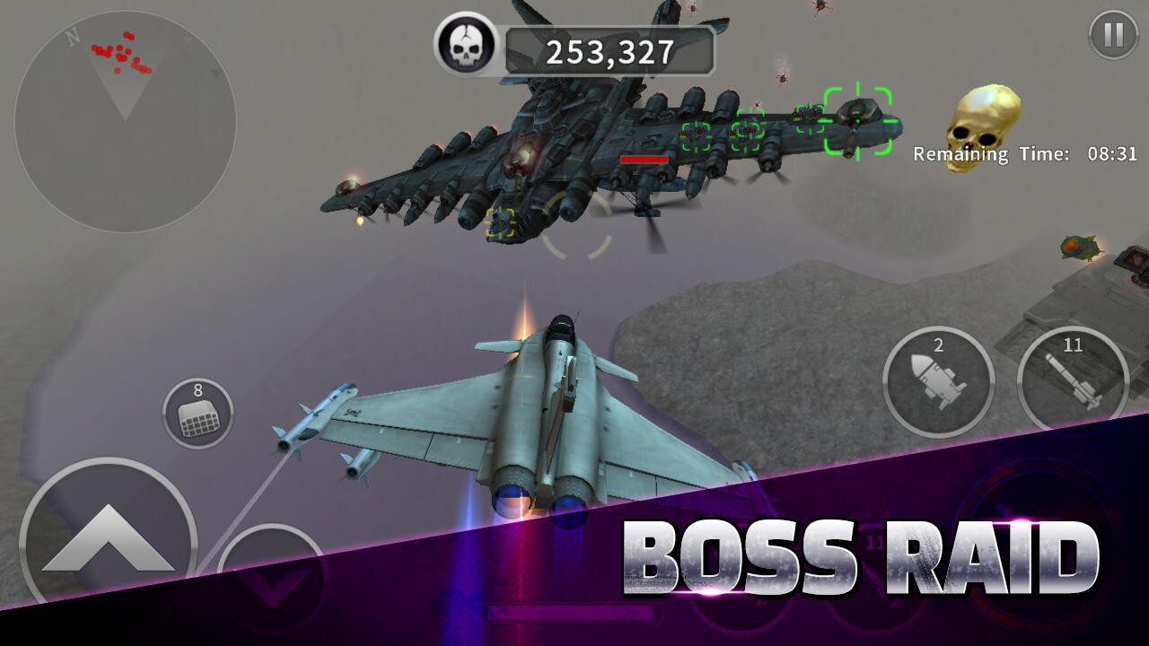 GUNSHIP BATTLE Helicopter 3D 2.7.83 Screenshot 4