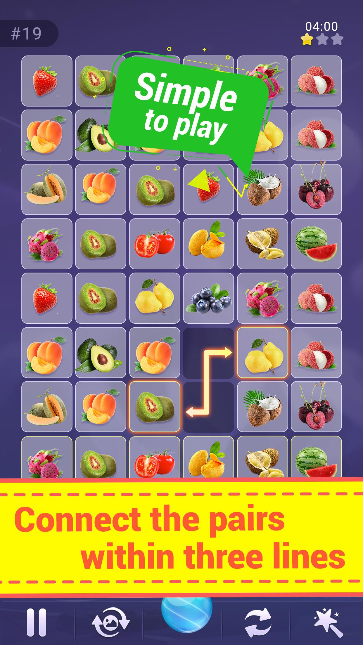 Connect 3D - Pair Matching Puzzle 1.1.0 Screenshot 3