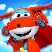 Super Wings : Jett Run app icon