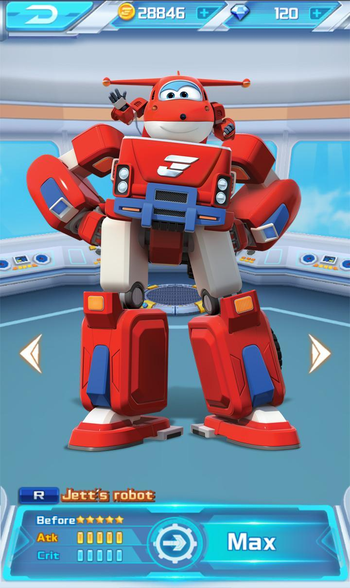 Super Wings : Jett Run 2.9.4 Screenshot 16