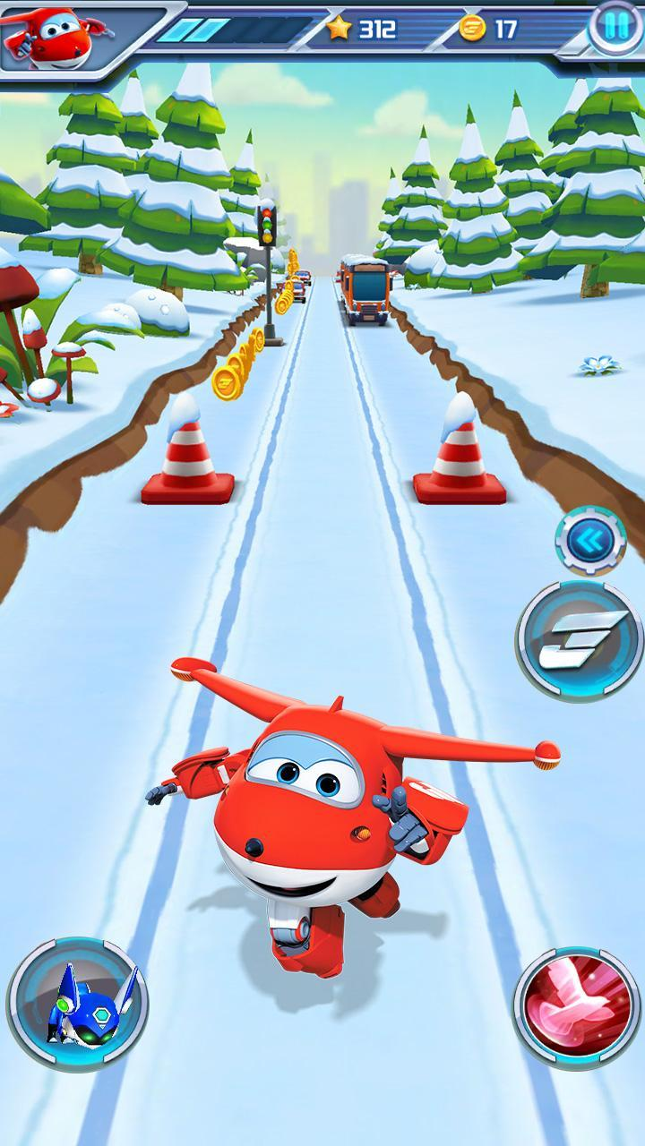Super Wings : Jett Run 2.9.4 Screenshot 2