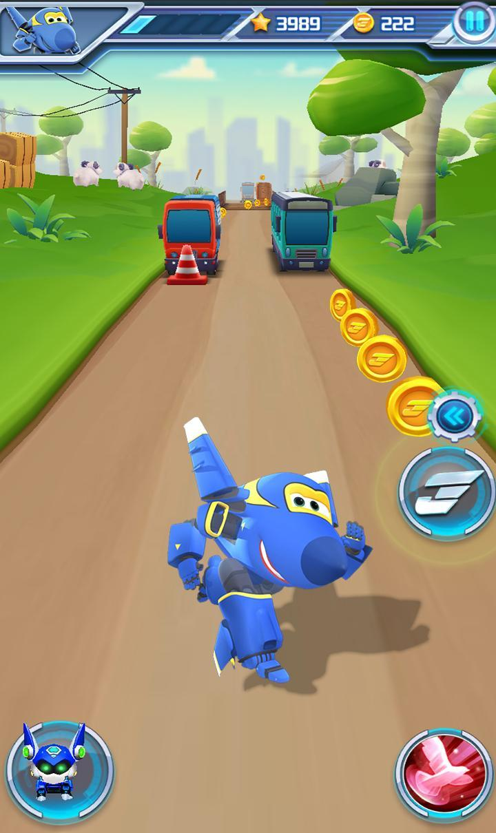 Super Wings : Jett Run 2.9.4 Screenshot 4